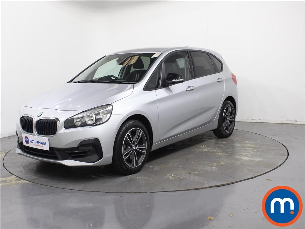 BMW 2 Series Sport - Stock Number 1089508 Passenger side front corner