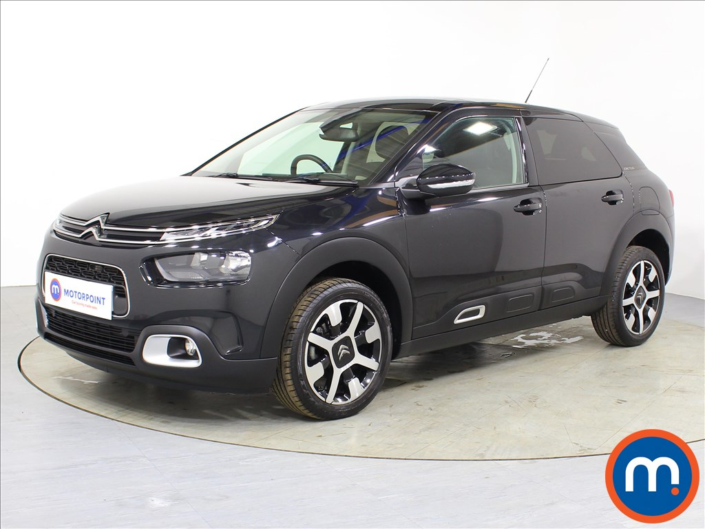 Citroen C4 Cactus Flair - Stock Number 1085605 Passenger side front corner