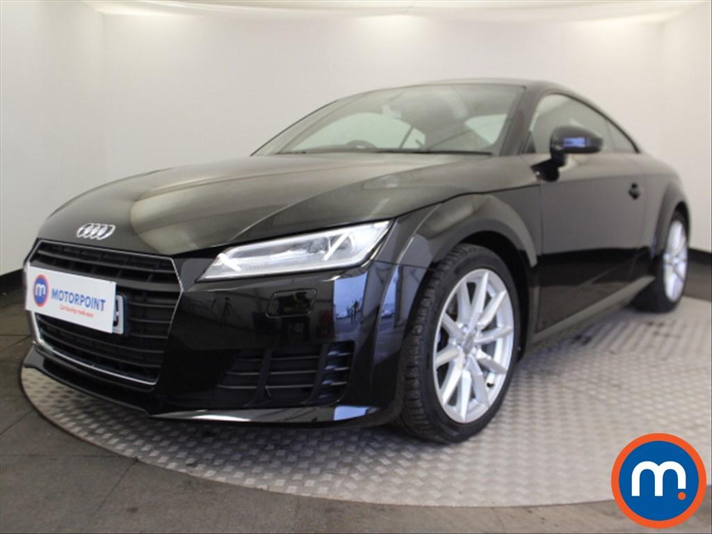 Audi TT Sport - Stock Number 1085719 Passenger side front corner