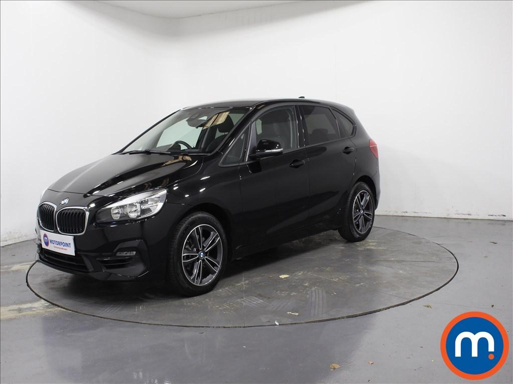 BMW 2 Series Sport - Stock Number 1088174 Passenger side front corner