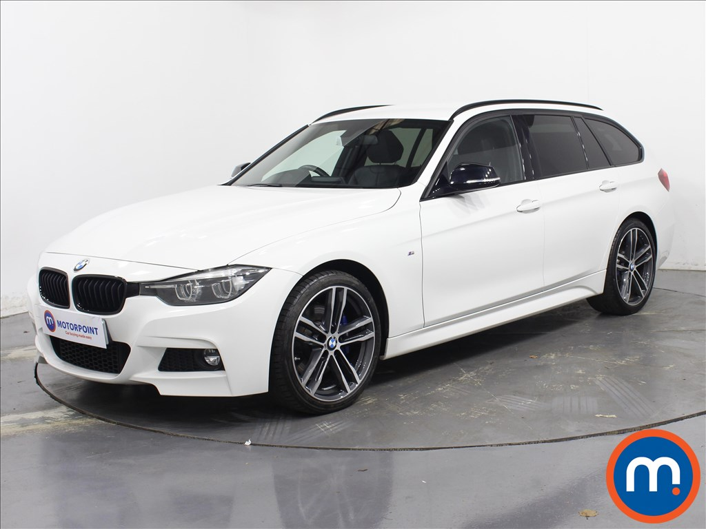 BMW 3 Series M Sport Shadow Edition - Stock Number 1087635 Passenger side front corner