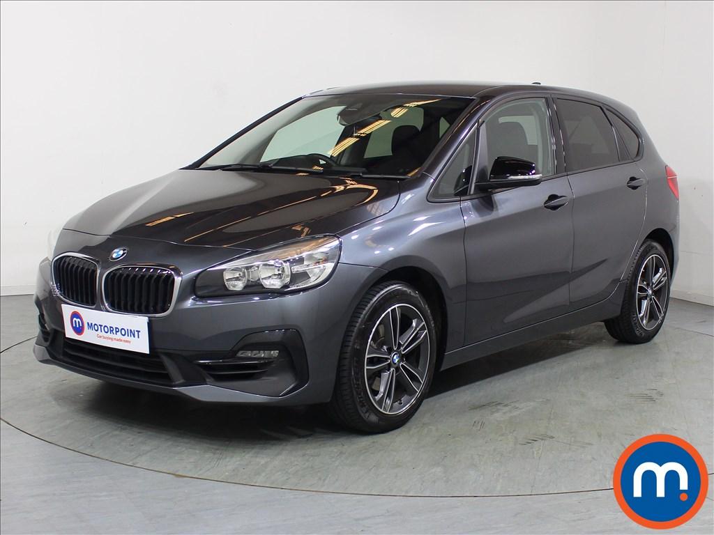 BMW 2 Series Sport - Stock Number 1090169 Passenger side front corner
