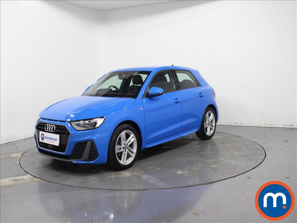 Audi A1 S Line - Stock Number 1088883 Passenger side front corner