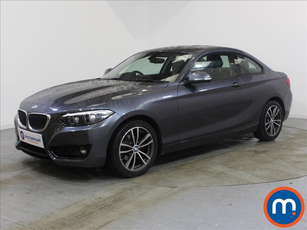 BMW 2 Series Sport - Stock Number 1085942 Passenger side front corner