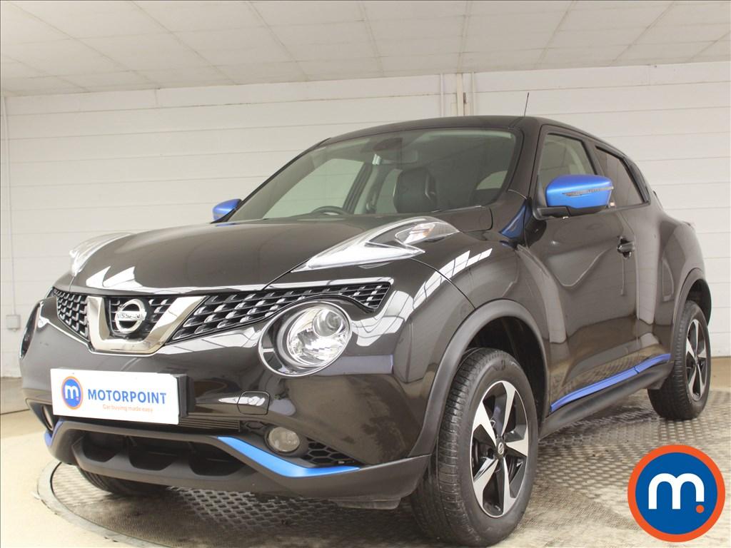 Nissan Juke Bose Personal Edition - Stock Number 1087516 Passenger side front corner