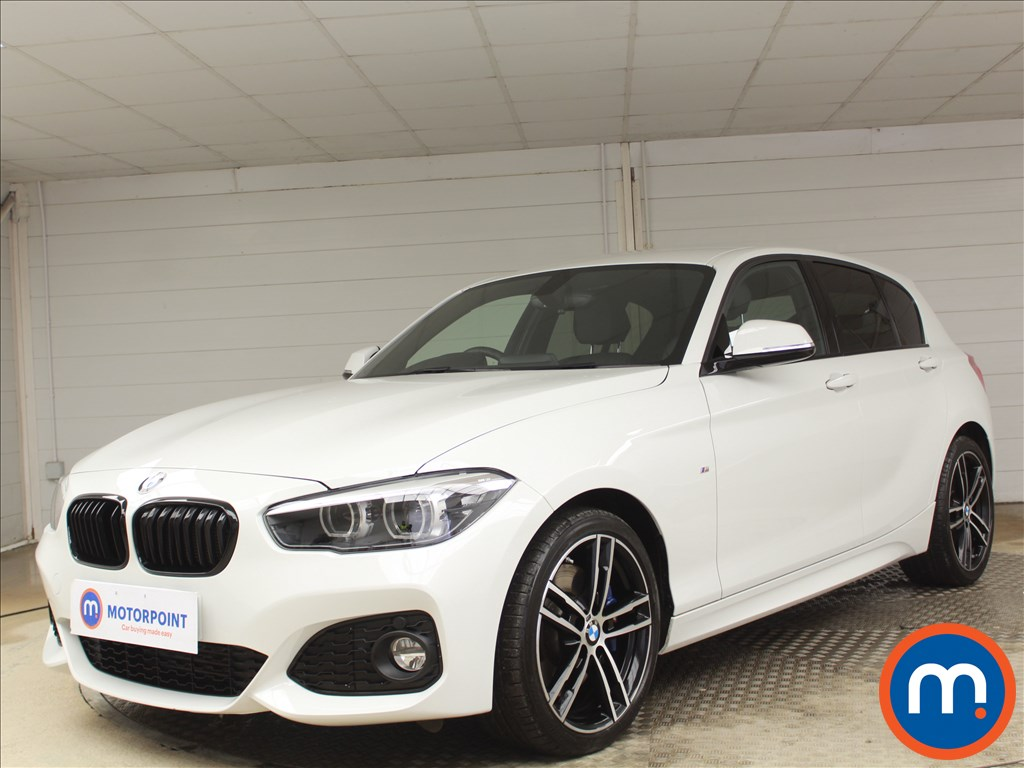BMW 1 Series M Sport Shadow Edition - Stock Number 1087175 Passenger side front corner