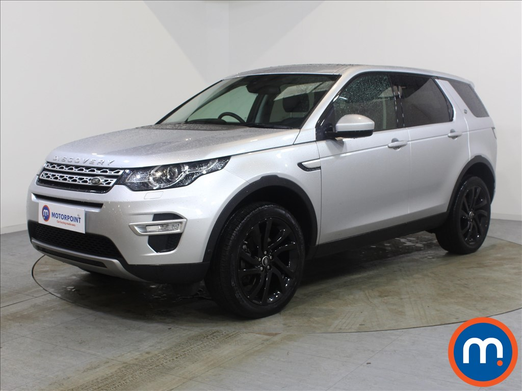 Land Rover Discovery Sport HSE Luxury - Stock Number 1091092 Passenger side front corner