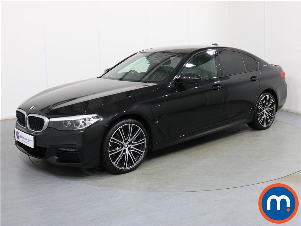BMW 5 Series M Sport - Stock Number 1089445 Passenger side front corner