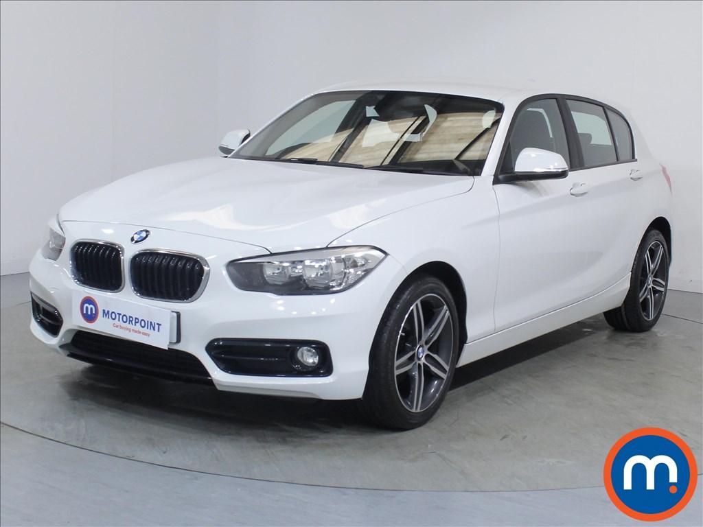 BMW 1 Series Sport - Stock Number 1089755 Passenger side front corner
