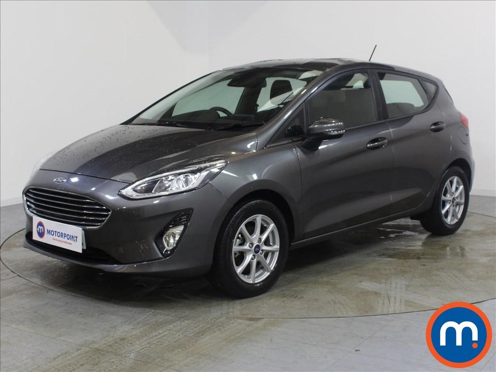 Ford Fiesta Zetec - Stock Number 1086622 Passenger side front corner