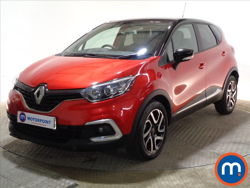 Renault Captur Iconic - Stock Number 1089030 Passenger side front corner