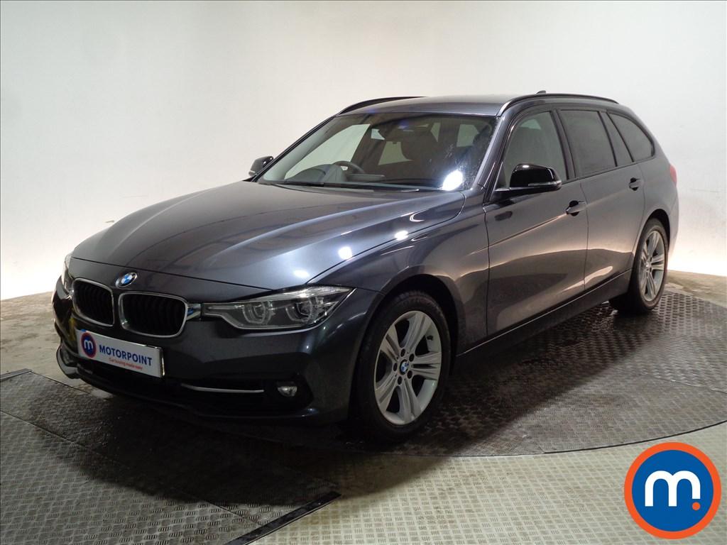 BMW 3 Series Sport - Stock Number 1082831 Passenger side front corner
