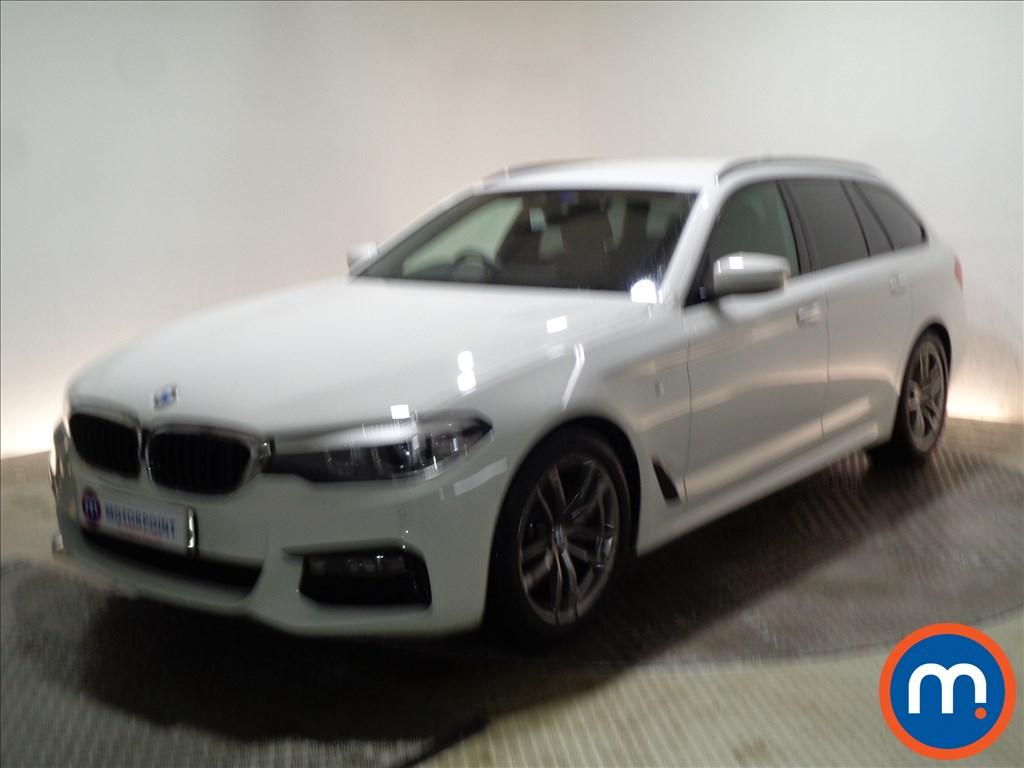 BMW 5 Series M Sport - Stock Number 1087286 Passenger side front corner