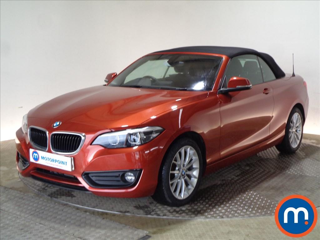 BMW 2 Series SE - Stock Number 1087439 Passenger side front corner