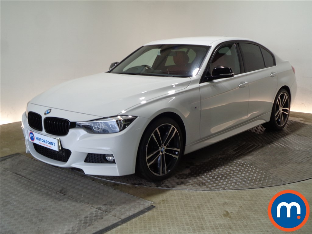 BMW 3 Series M Sport Shadow Edition - Stock Number 1081646 Passenger side front corner