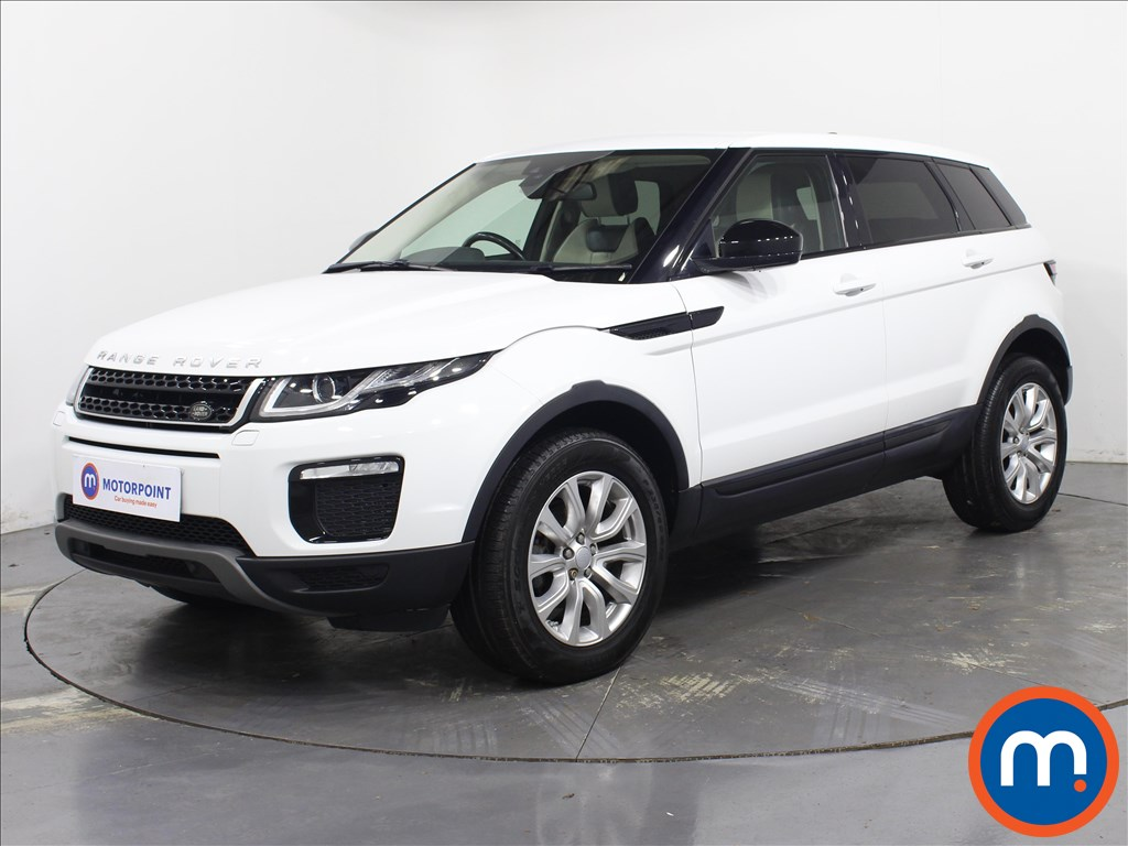 Land Rover Range Rover Evoque SE Tech - Stock Number 1089467 Passenger side front corner
