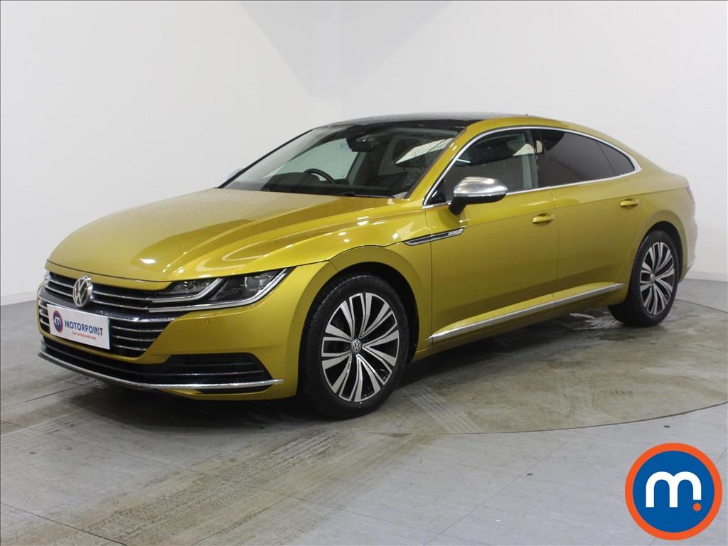 Volkswagen Arteon Elegance - Stock Number 1089404 Passenger side front corner