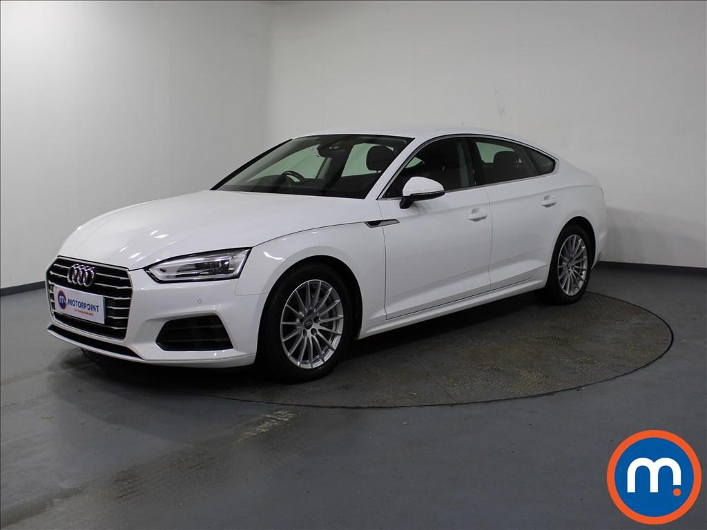 Audi A5 SE - Stock Number 1085847 Passenger side front corner