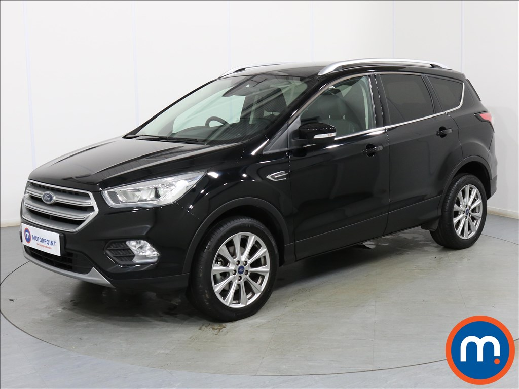 Ford Kuga Titanium Edition - Stock Number 1089283 Passenger side front corner