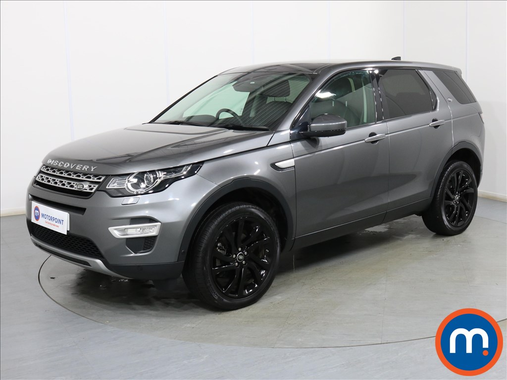 Land Rover Discovery Sport HSE Luxury - Stock Number 1091382 Passenger side front corner