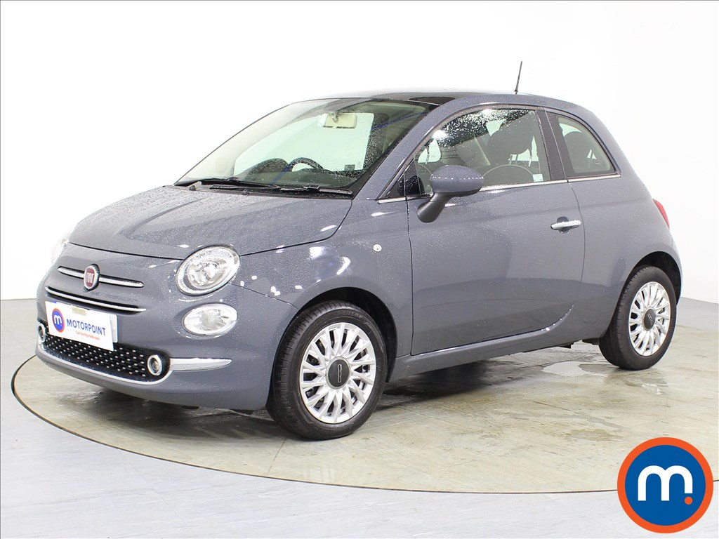Fiat 500 Lounge - Stock Number 1089204 Passenger side front corner