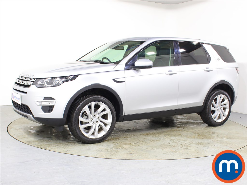Land Rover Discovery Sport HSE Luxury - Stock Number 1086196 Passenger side front corner