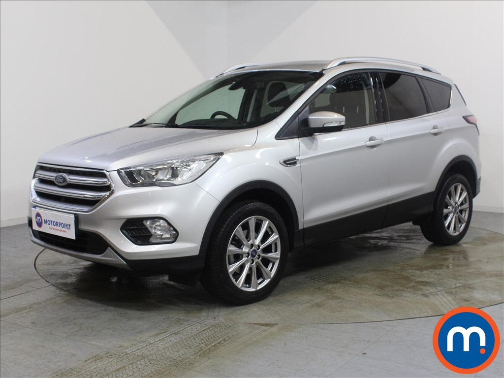 Ford Kuga Titanium Edition - Stock Number 1089291 Passenger side front corner