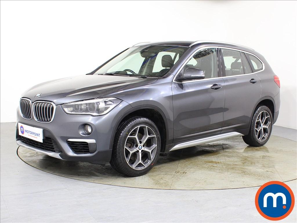BMW X1 xLine - Stock Number 1089063 Passenger side front corner
