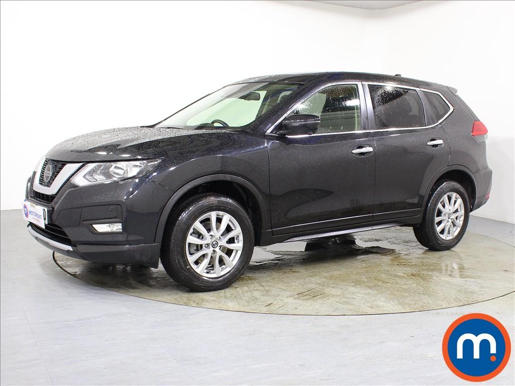 Nissan X-Trail Acenta Premium - Stock Number 1091868 Passenger side front corner