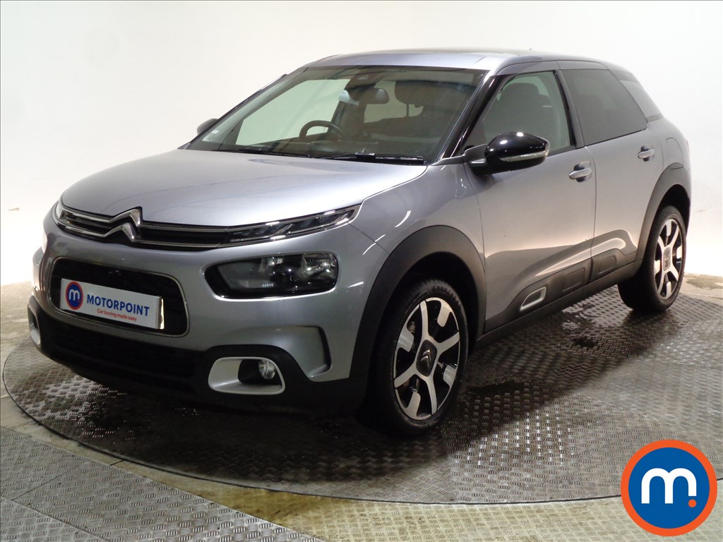 Citroen C4 Cactus Flair - Stock Number 1089611 Passenger side front corner