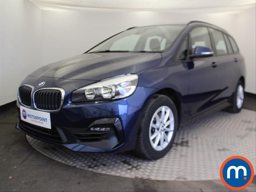 BMW 2 Series SE - Stock Number 1091542 Passenger side front corner