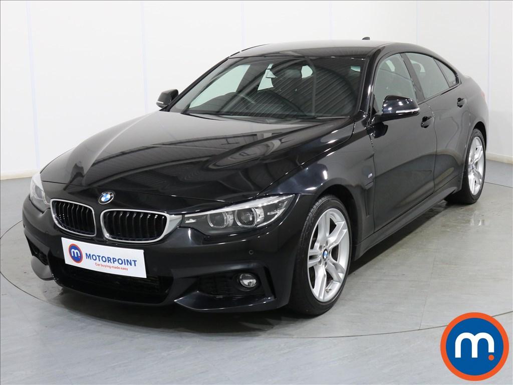 BMW 4 Series M Sport - Stock Number 1089006 Passenger side front corner