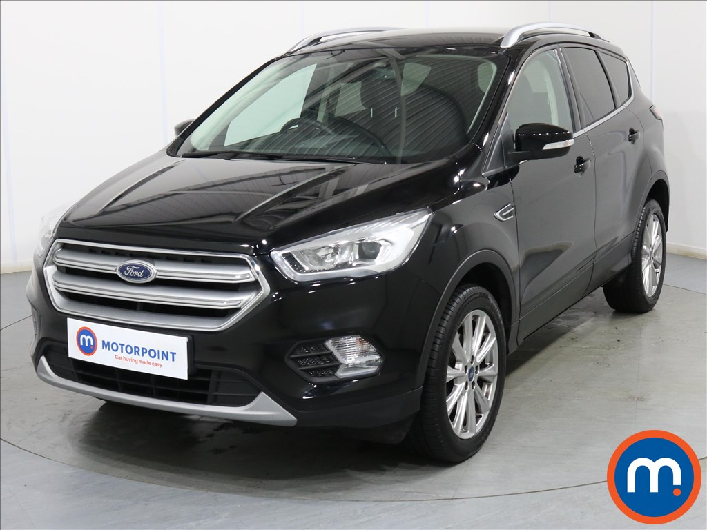 Ford Kuga Titanium Edition - Stock Number 1089310 Passenger side front corner