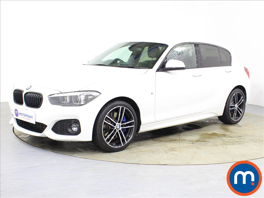 BMW 1 Series M Sport Shadow Edition - Stock Number 1081310 Passenger side front corner