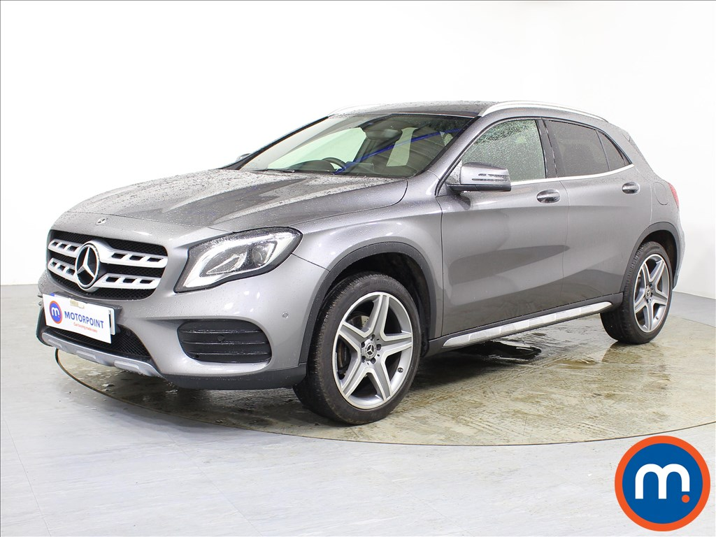 Mercedes-Benz Gla Class AMG Line - Stock Number 1091068 Passenger side front corner