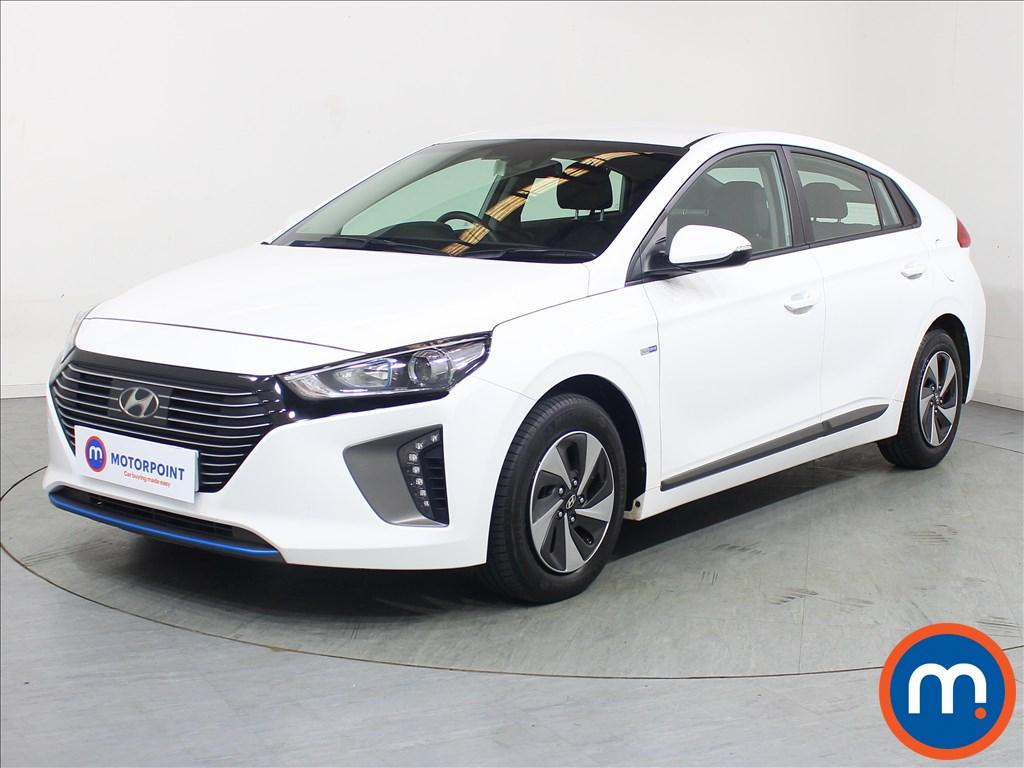 Hyundai Ioniq SE - Stock Number 1080097 Passenger side front corner