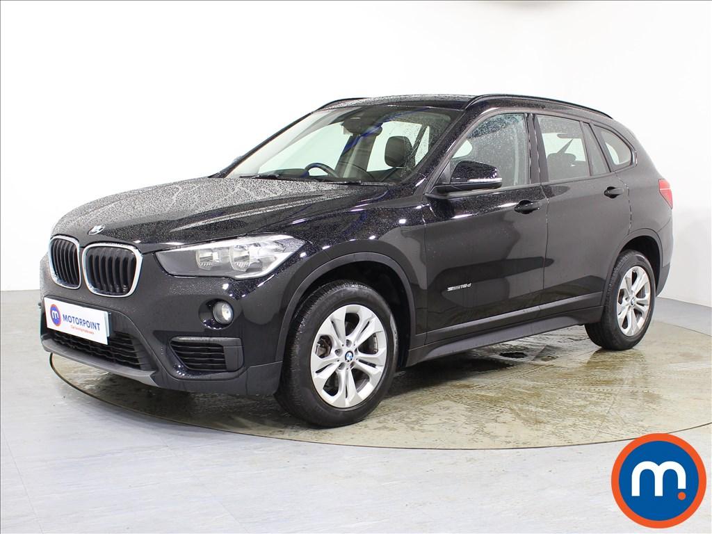 BMW X1 SE - Stock Number 1090978 Passenger side front corner