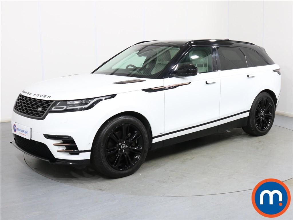 Land Rover Range Rover Velar R-Dynamic SE - Stock Number 1089085 Passenger side front corner