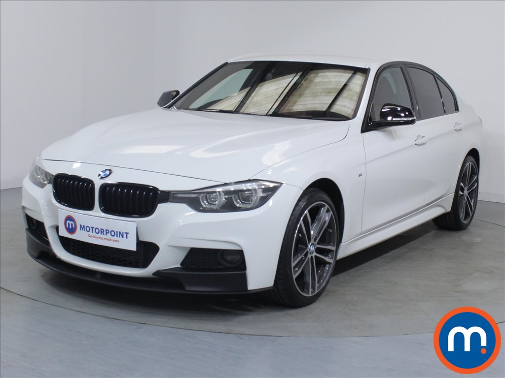 BMW 3 Series M Sport Shadow Edition - Stock Number 1089579 Passenger side front corner