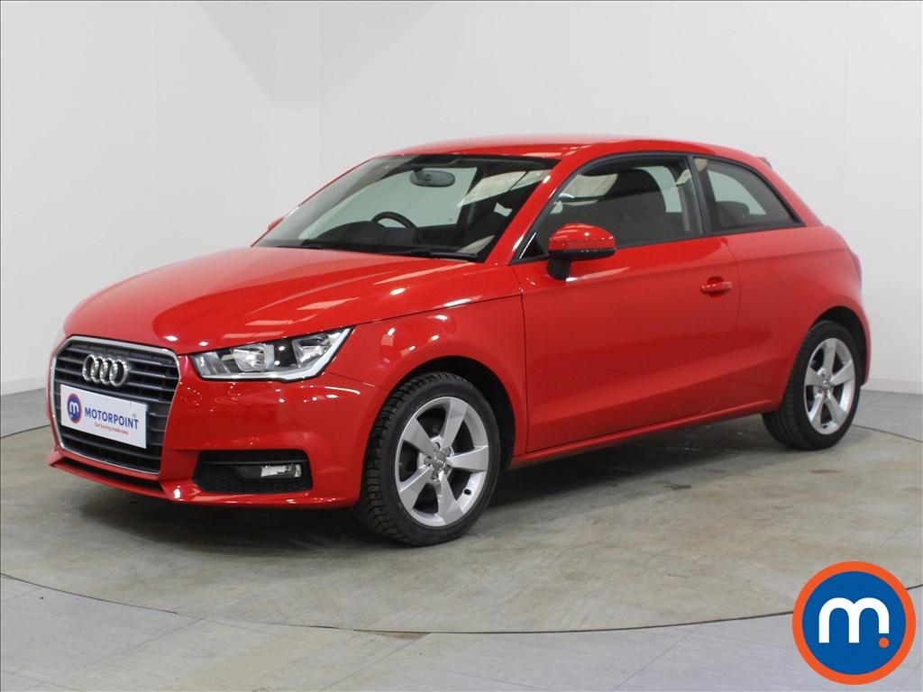 Audi A1 Sport - Stock Number 1089257 Passenger side front corner
