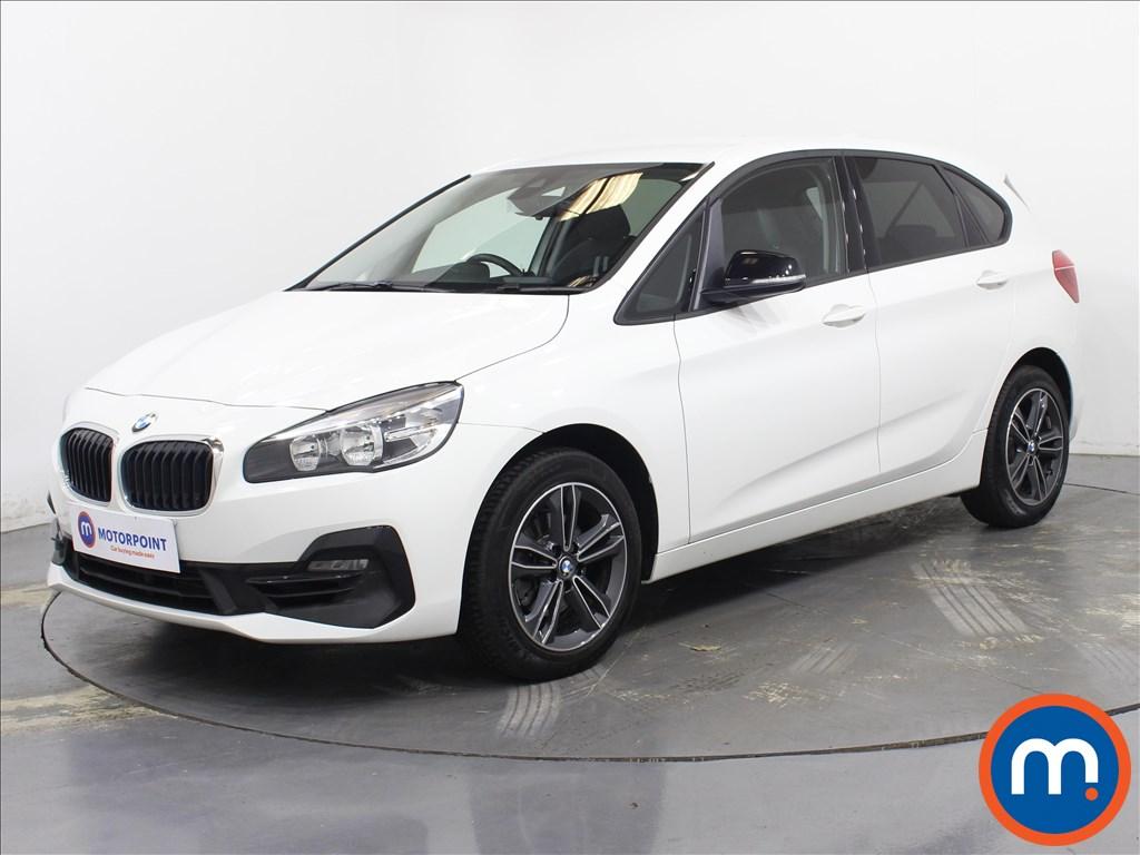BMW 2 Series Sport - Stock Number 1091034 Passenger side front corner