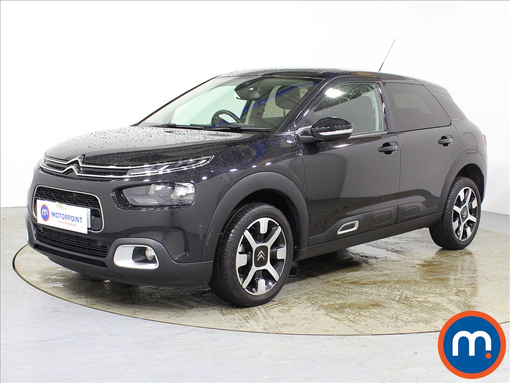 Citroen C4 Cactus Flair - Stock Number 1085609 Passenger side front corner