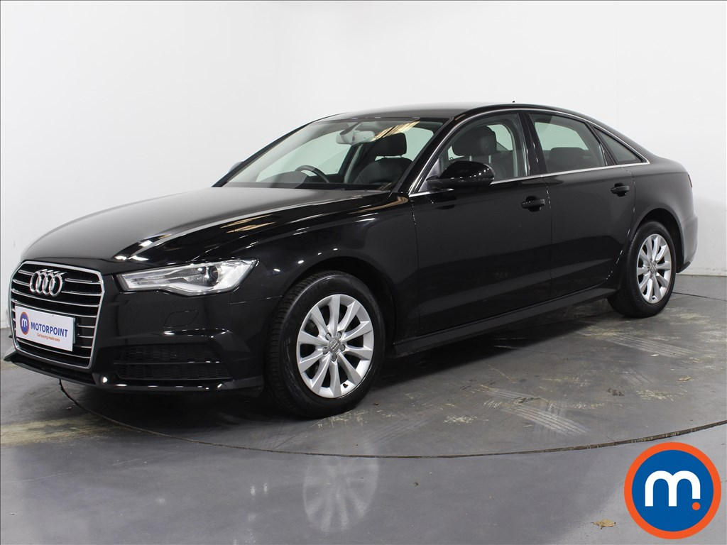 Audi A6 SE Executive - Stock Number 1089432 Passenger side front corner