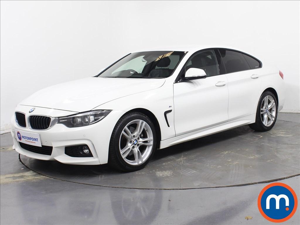 BMW 4 Series M Sport - Stock Number 1091098 Passenger side front corner