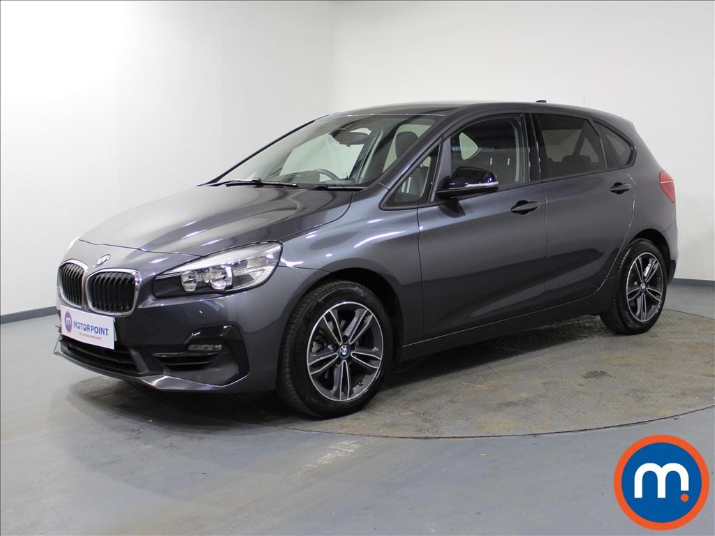 BMW 2 Series Sport - Stock Number 1088950 Passenger side front corner