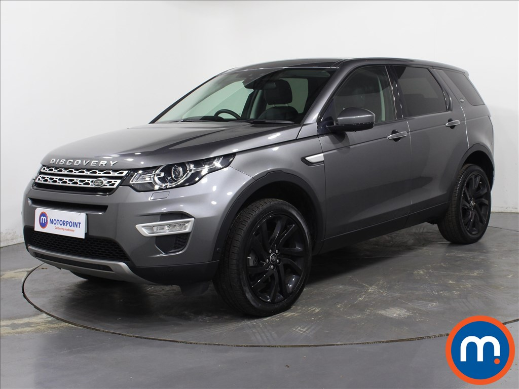 Land Rover Discovery Sport HSE Luxury - Stock Number 1090166 Passenger side front corner