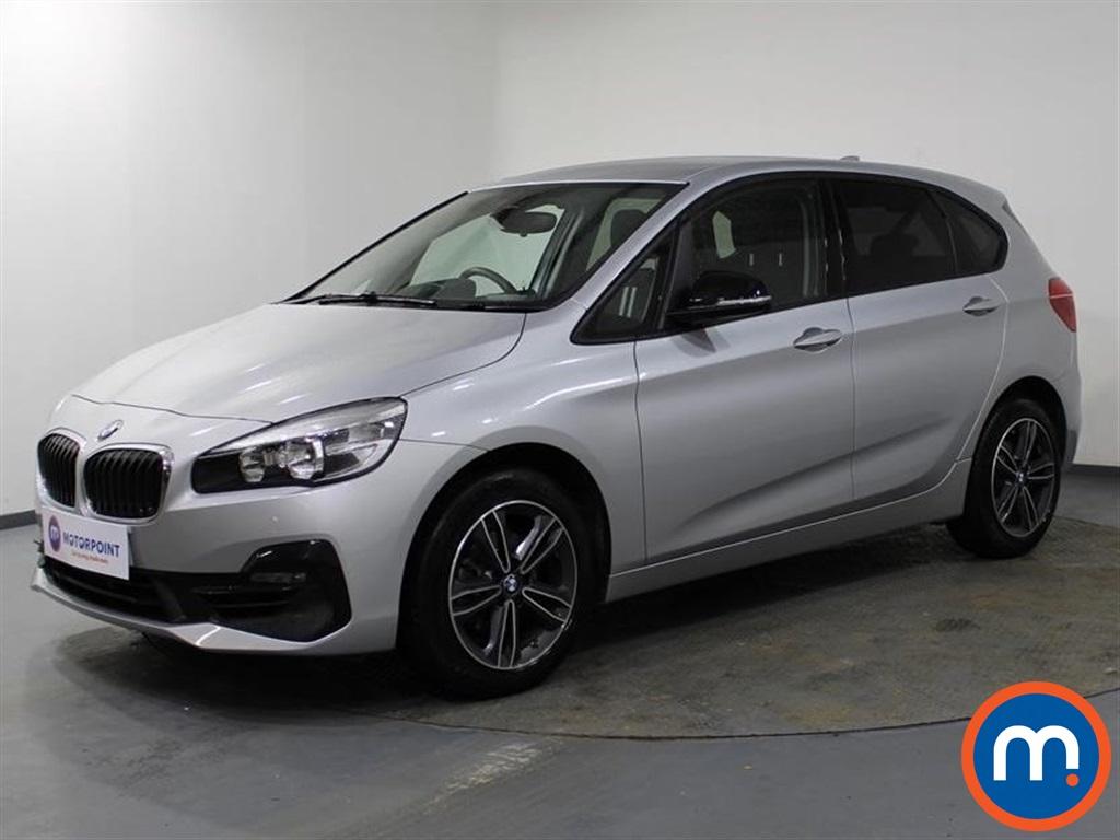 BMW 2 Series Sport - Stock Number 1091027 Passenger side front corner