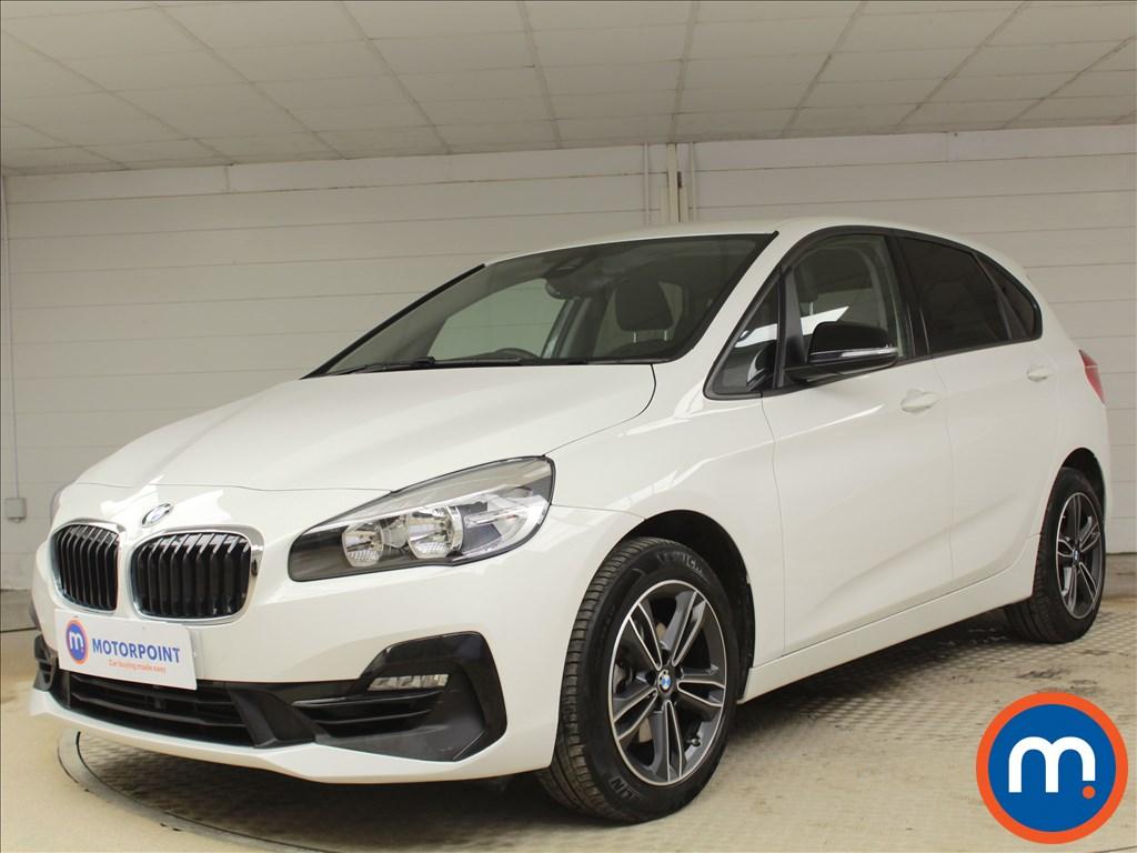 BMW 2 Series Sport - Stock Number 1089824 Passenger side front corner