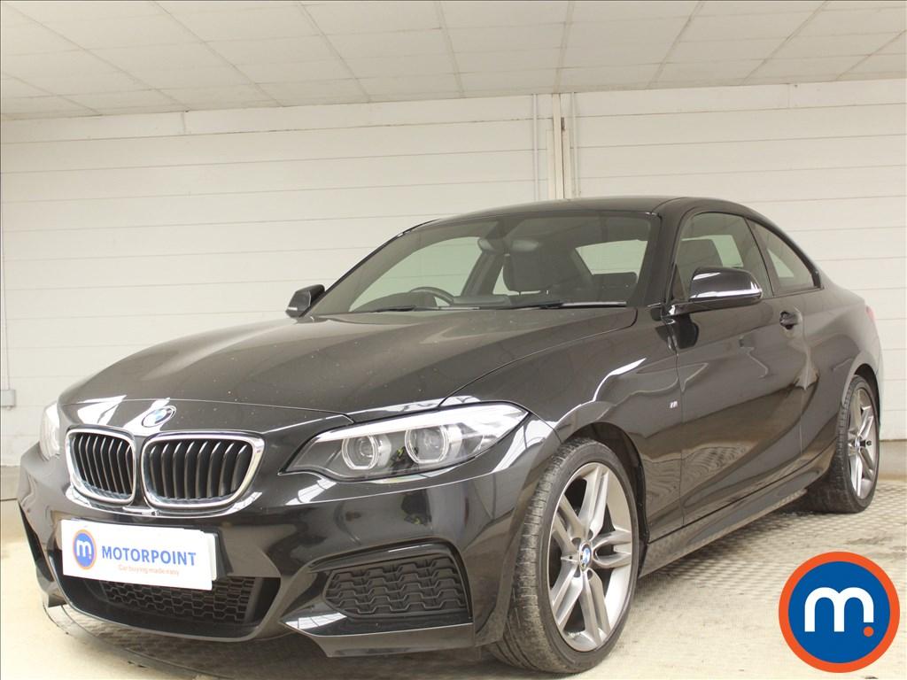 BMW 2 Series M Sport - Stock Number 1088045 Passenger side front corner
