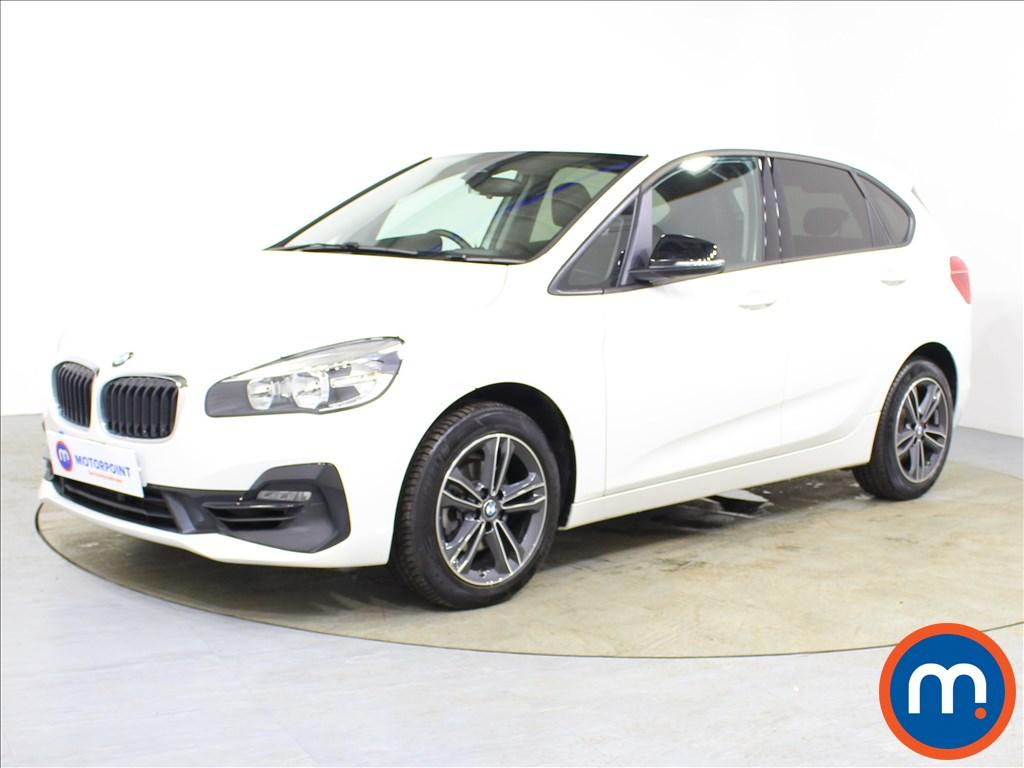 BMW 2 Series Sport - Stock Number 1088947 Passenger side front corner